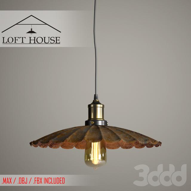 Светильник подвесной LOFT HOUSE P-119