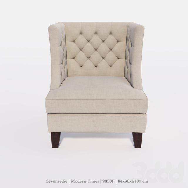 Seven sedie Armchair FORTUNA 9850P