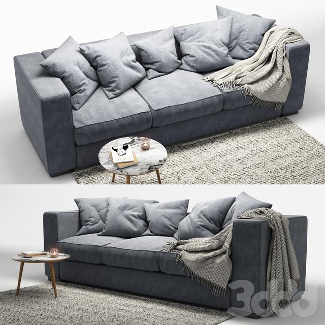 3d boconcept cenova. Black Bedroom Furniture Sets. Home Design Ideas
