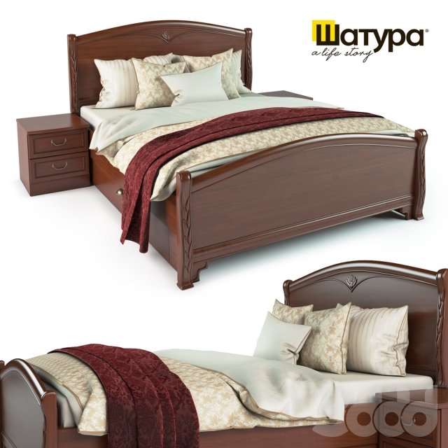 Яркие и недорогие кровати-машины для детей