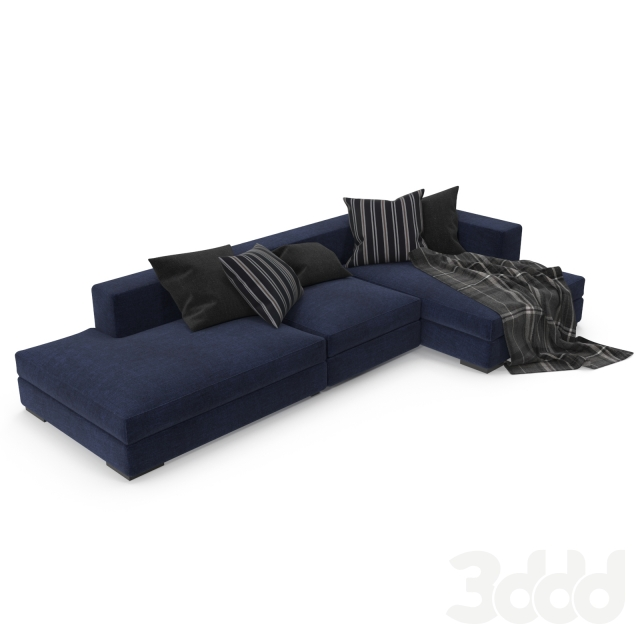3d boconcept cenova sofa. Black Bedroom Furniture Sets. Home Design Ideas