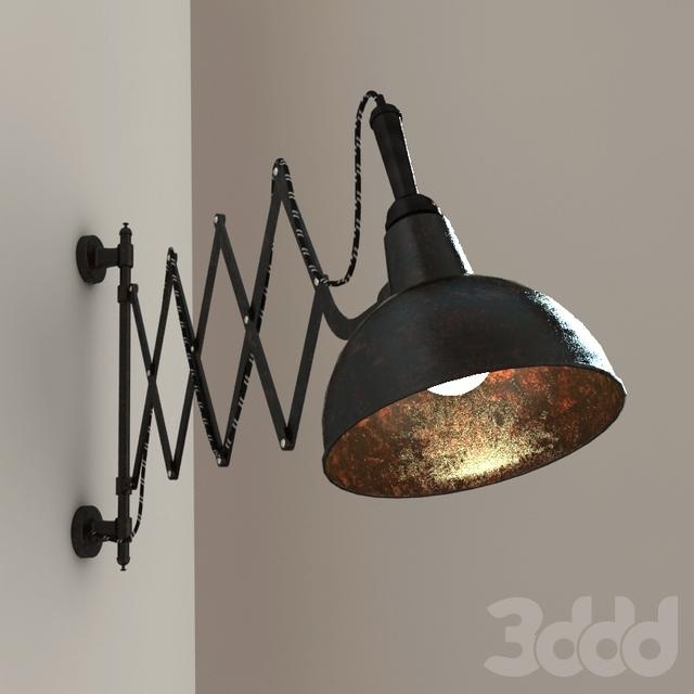 Настенный светильник  SL940.801.04 ST Luce (1151186)