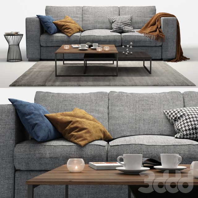 3d boconcept cenova 5. Black Bedroom Furniture Sets. Home Design Ideas