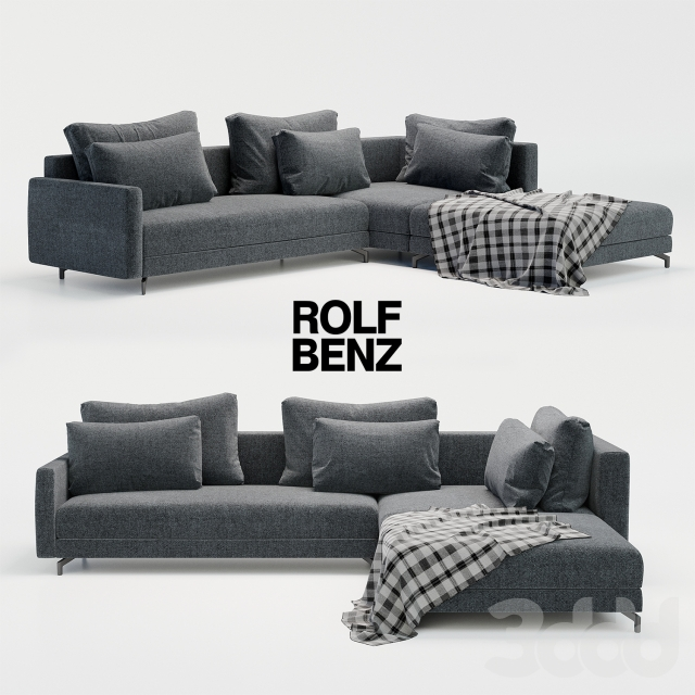 3d nuvola rolf benz. Black Bedroom Furniture Sets. Home Design Ideas