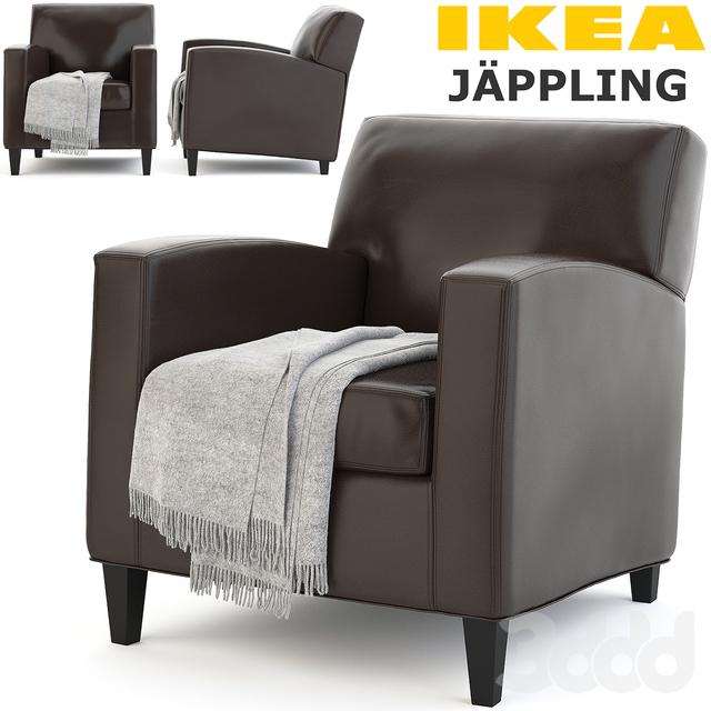 3d ikea jappling for Ikea jappling chair