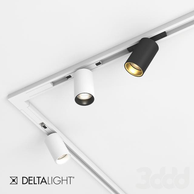 3d модели Техническое освещение Delta Light Midispy On Adl