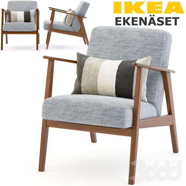 3d ikea eken set. Black Bedroom Furniture Sets. Home Design Ideas