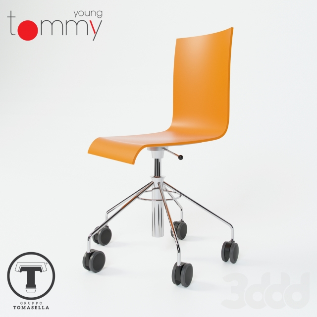 Gruppo Tomasella - Tommy Young - Chairs Beverly Route