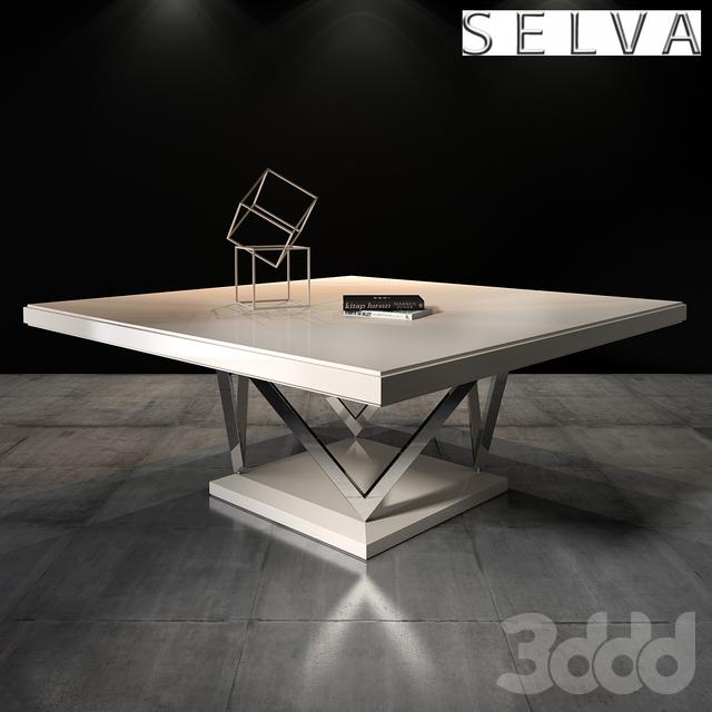 Selva Dining table Waldorf  Art.3097