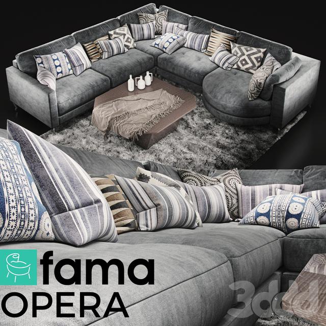 Диван Fama Opera