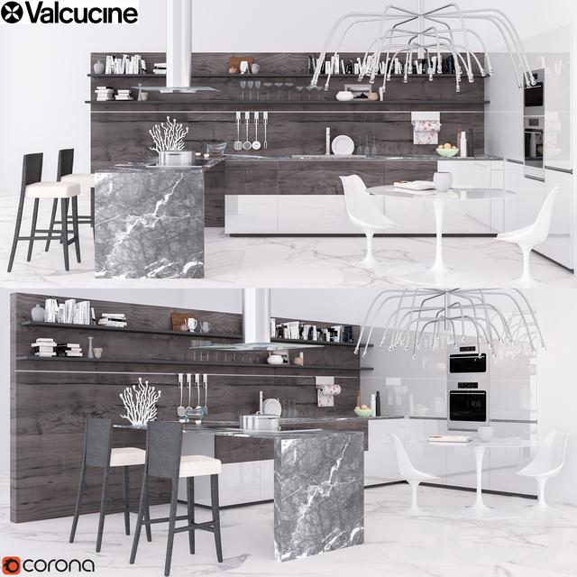 3d Modeli Kuhni Valcucine Kitchen Forma Mentis