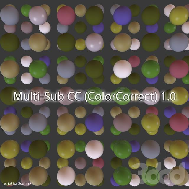 Multi-Sub CC 1.0