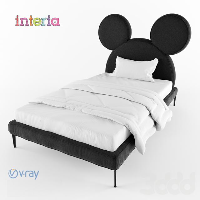 Кровать Mickey