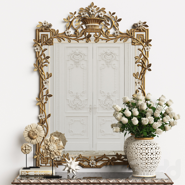 Зеркало Chelini Art.1201