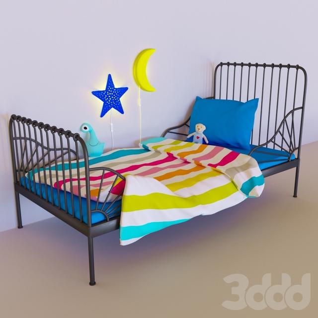 Детская кровать Икеа