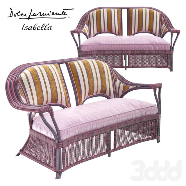 Dolcefarniente ISABELLA Sofa