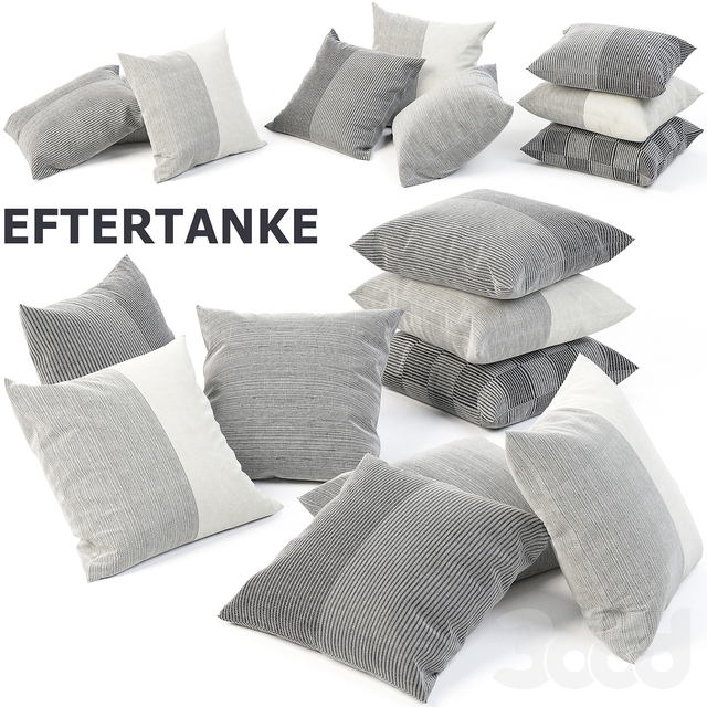 IKEA EFTERTANKE (ЭФТЕРТАНКЕ) SET