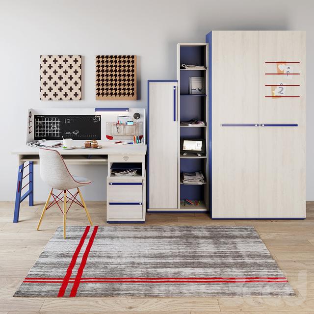 CILEK TRIO children's furniture