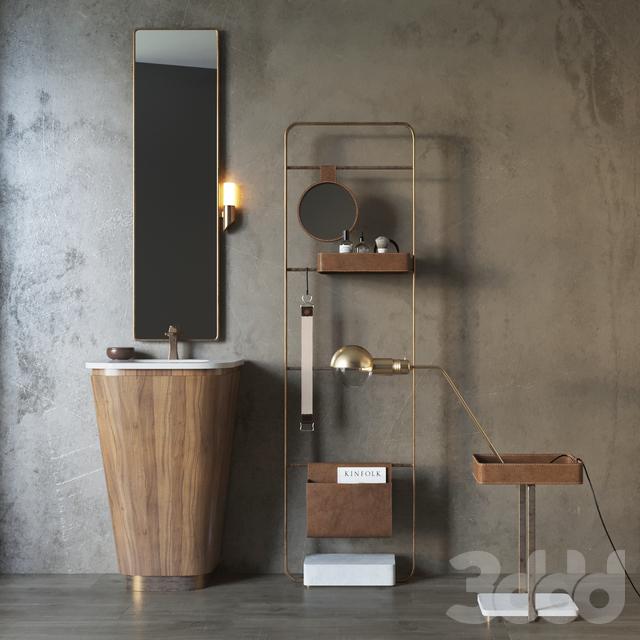 SUEDE | Мебель для умывальника