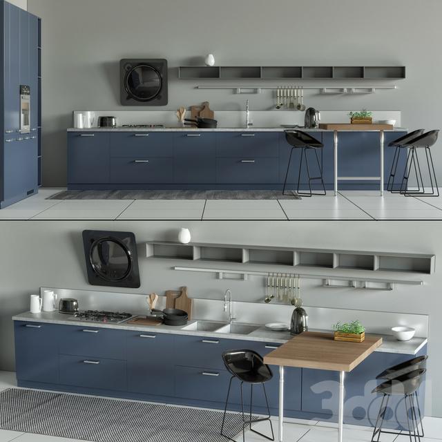 Кухня Scavolini Mood