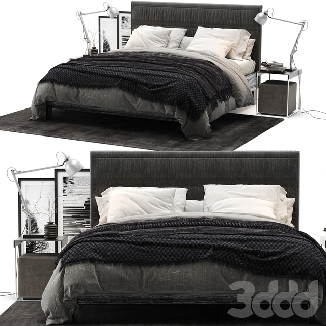 Ikea Oppland Bed
