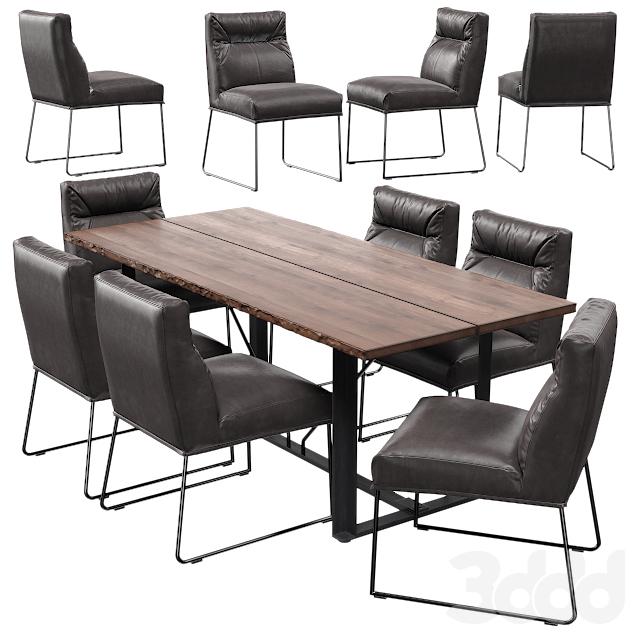 3d kff d light artus tisch. Black Bedroom Furniture Sets. Home Design Ideas