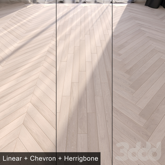 Parquet Montblanc - Vray Material
