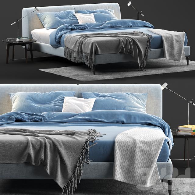 Кровать Margot Novamobili