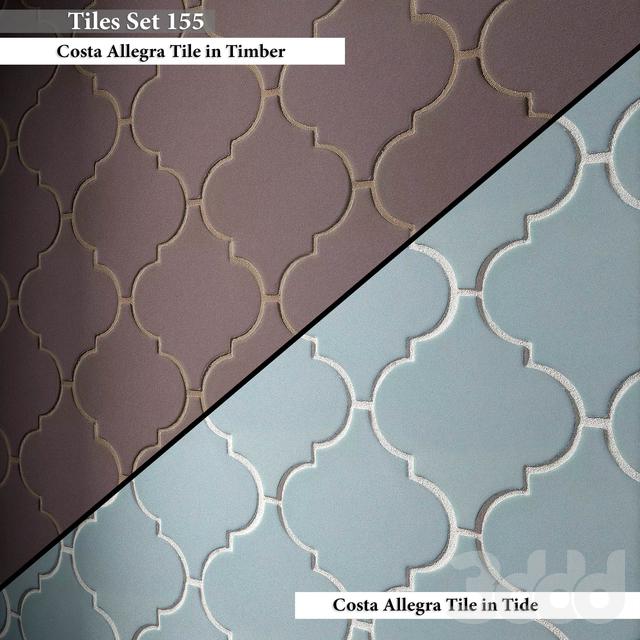 Tiles set 155