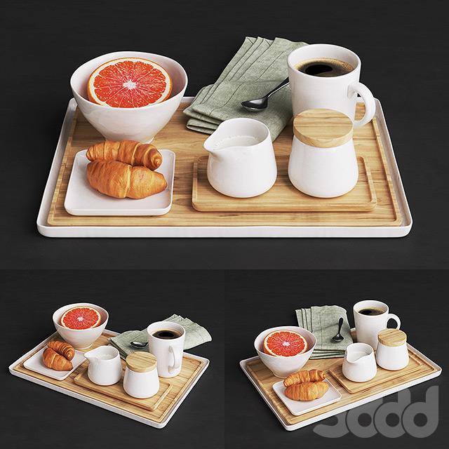 Merge Tray Coffee Set