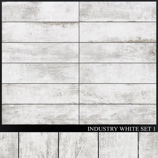 Peronda Industry White Set 1