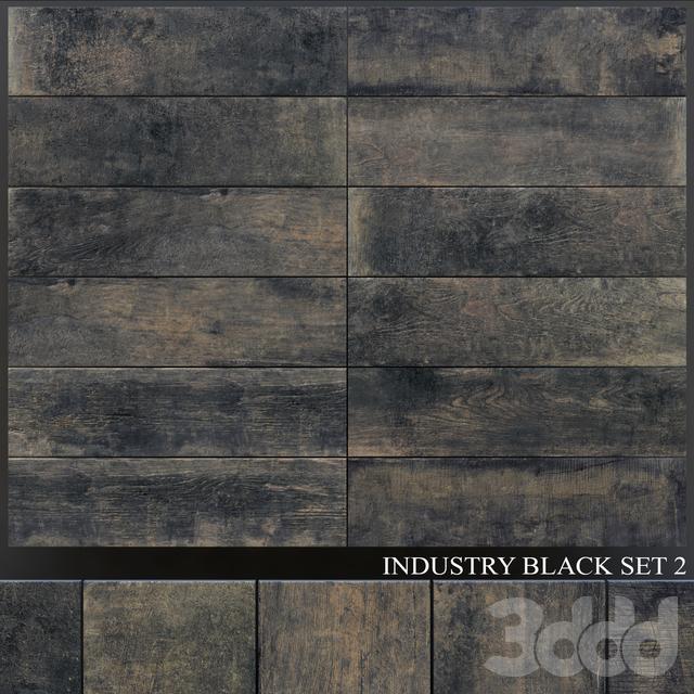 Peronda Industry Black Set 2