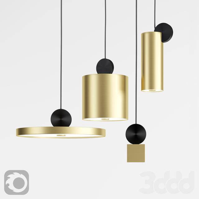 Lampatron sheen chandelier