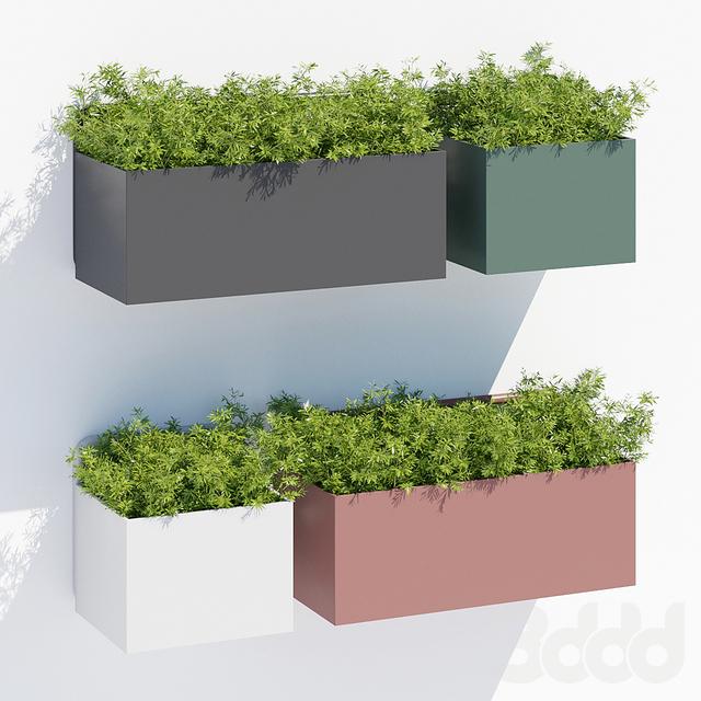 Wall box two