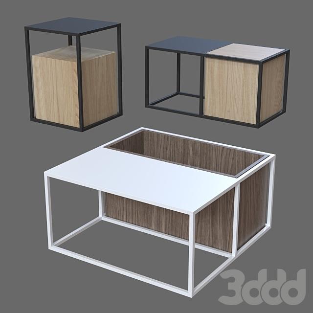 Столики Cube44 POKER.