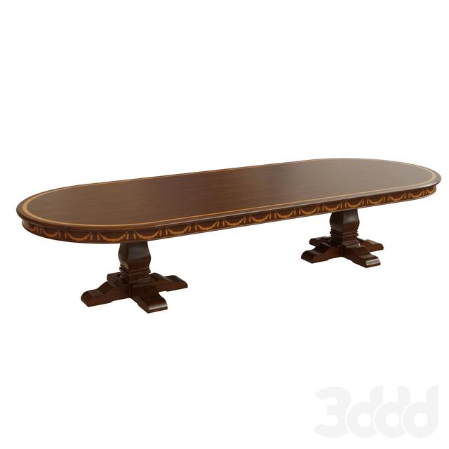 Обеденный стол с шпоном_3500