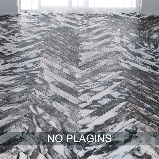 Structured Grey Marble Tiles in 2 types