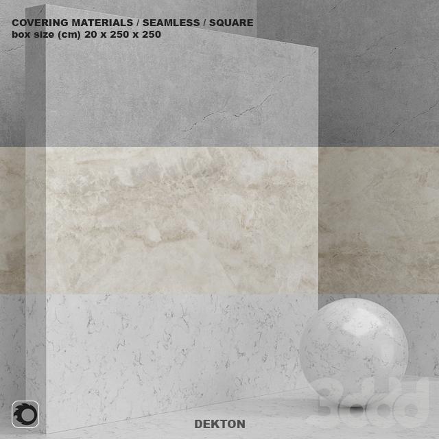 Материал (бесшовный) - камень - Cosentino Dekton  set 101