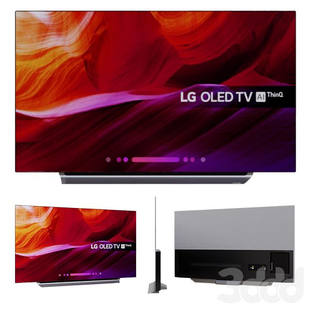 LG OLED TV 4K Ultra HD HDR Dolby Vision 55'' 65''