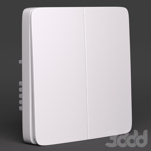 Умный выключатель Xiaomi-Aqara