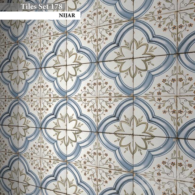 Tiles set 178