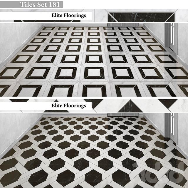 Tiles set 181