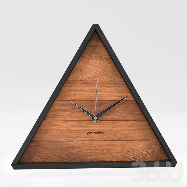 Paladim TRIK wall clock