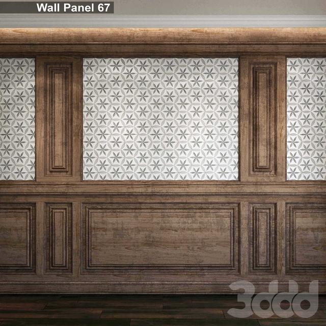 Wall Panel 67
