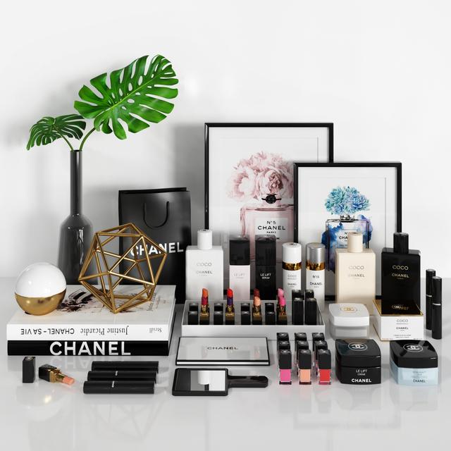 Декоративный набор Chanel