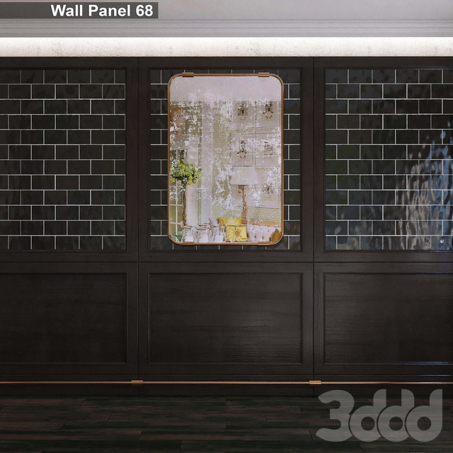Wall Panel 68