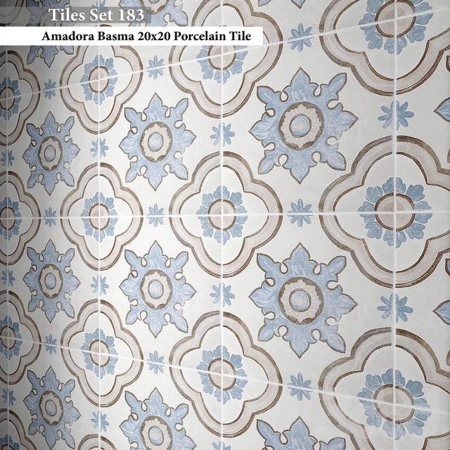 Tiles set 183