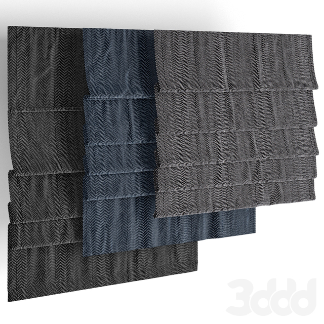 Roman blinds 16