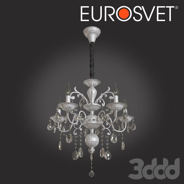 ОМ Люстра с хрусталем Eurosvet 10064/5 Viola
