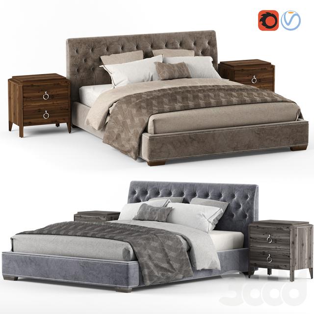 Кровать Palermo FB.BD.MES.3